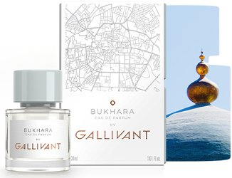 Gallivant Bukhara ~ new fragrance