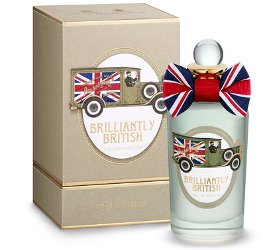 Penhaligon?s Brilliantly British ~ new fragrance