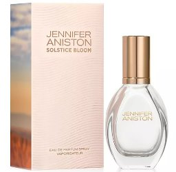 Jennifer Aniston Solstice Bloom & Silver ~ new fragrances