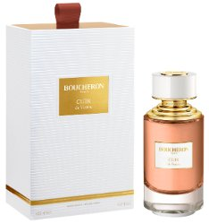 Boucheron Cuir de Venise ~ new fragrance