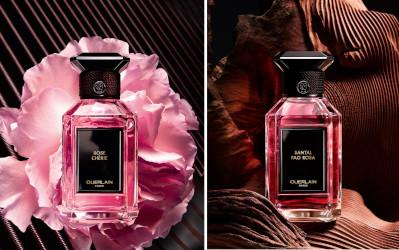 Guerlain Rose Cherie & Santal Pao Rosa~ new fragrances